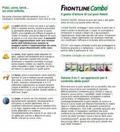 FRONTLINE COMBO CANI SPOT ON 2-10 KG. 3 PIPETTE