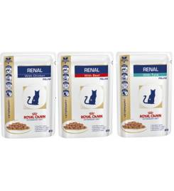 ROYAL CANIN DIET RENAL UMIDO 100 GR.