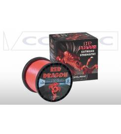 MONOFILO COLMIC - RED DRAGON -  DIAMETRO 0.400 - 600 MT