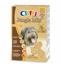 CLIFFI SNACKS PUPPY & JUNIOR VEGETAL 300GR