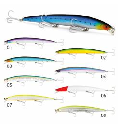ARTIFICIALI TUBERTINI MINNOW WARRIOR 175 FLOATING COL.04
