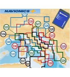 NAVIONICS CARTOGRAFIA GOLD SMALL- SD/MICROSD O COMPACT FLASH