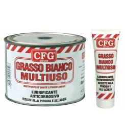 GRASSO BIANCO AL LITIO TUBETTO DA 125ML ART.5705003