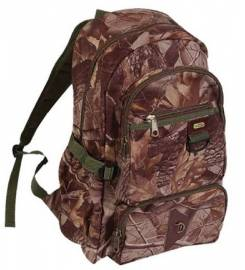 CAMO HUNTING BACKPACK WITH COMPARTMENTS