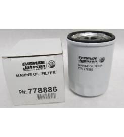 ORIGINAL EVINRUDE JOHNSON OIL FILTER CARTRIDGE