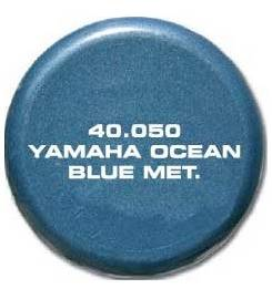 YAMAHA SPRAY TK PAINT FOR OCEAN BLUE METALLIC OUTBOARD