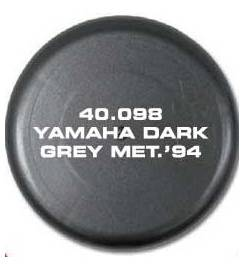 YAMAHA SPRAY TK PAINT FOR OUTSIDE DARK GRAY METALLICA