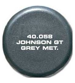 JOHNSON SPRAY TK PAINT FOR METALLIC GREY OUTBOARD