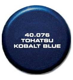 TOHATSU SPRAY TK PAINT FOR OUTBOARD KOBALT BLUE