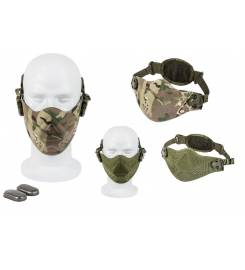 FACE MASK FOR AIRSOFT PROTECTION