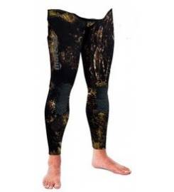 MARES WETSUIT ONLY 5MM ILLUSION PANTS