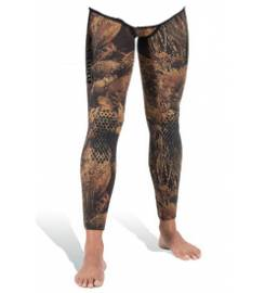 MARES WETSUIT ONLY PANTS ILLUSION BWN 5MM