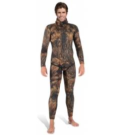 MARES COMPLETE ILLUSION BWN 5MM WETSUIT