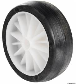 REPLACEMENT WHEEL FOR RUDDER FOR TROLLEYS