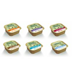 DELICIOUS OASY PATE FOR DOGS 150GR