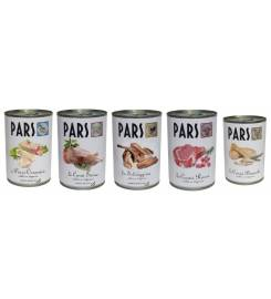 CANS 400gr NATURAL WET PARS OCEANIC FISH