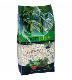 ZOORI PLUS Puffed rice with vegetables and herbs