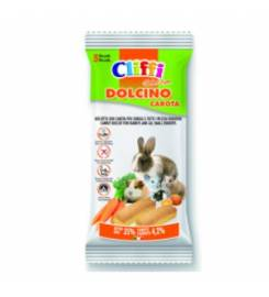CLIFFI DOLCINO CARROT RODENTS 35GR
