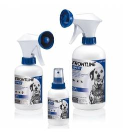 FRONTLINE SPRAY DOGS AND CATS