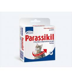 PARASSIKIL PESTICIDE COLLAR FOR CATS