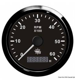 UNIVERSAL REV COUNTER 0-8000 RPM OSCULATED