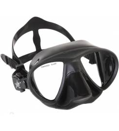 ABYSSTAR SILICONE BLACK MASK SEE MORE