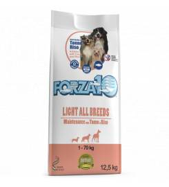 FORZA 10 MAINTENANCE LIGHT TUNA AND RICE 12.5KG