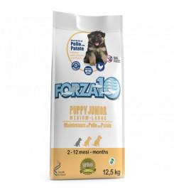 FORZA 10 PUPPY JUNIOR CHICKEN WITH POTATOES 12KG