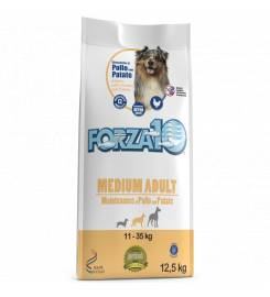 FORZA10 MEDIUM ADULT CHICKEN WITH POTATOES 12.5KG
