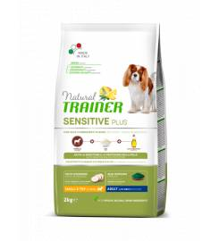 TRAINER SENSITIVE PLUS ADULT MINI HORSE