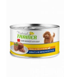 NATURAL TRAINER BEEF ADULT MINI 150GR