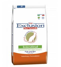 EXCLUSION DIET CAT INTESTINAL MAIALE E RISO