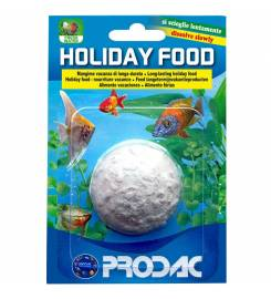 PRODAC HOLIDAY FOOD 20g