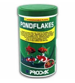 PRODAC PONDFLAKES FEED FOR POND FISH