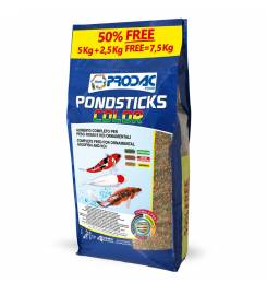 PRODAC PONDSTICKS COLOR FEED FOR POND FISH
