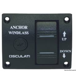 CONTROL PANEL FOR WINCHES