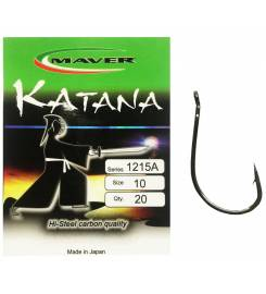 1215A SERIES NICKEL KATANA HOOKS