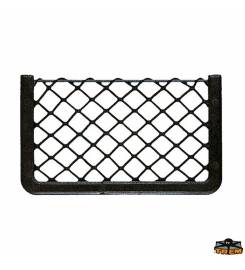 BLACK STORAGE NET WITH FRAME