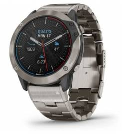 GARMIN QUATIX 6X SOLAR WATCH