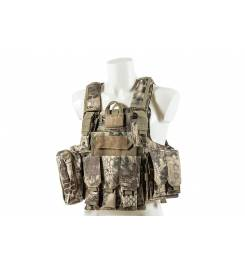 TACTICAL VEST BLACK RIVER COLOR MANDRAKE