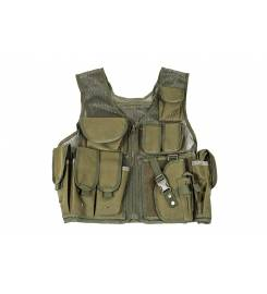 TACTICAL VEST BLACK RIVER TLBV GREEN COLOR