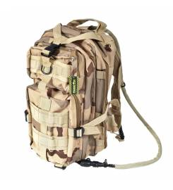 MILITARY NYLON BACKPACK FOR AIRSOFT
