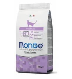 MONGE FOR CATS STERILIZED WITH CHICKEN
