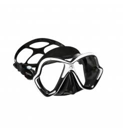 MARES X-VISION WHITE BLACK MASK