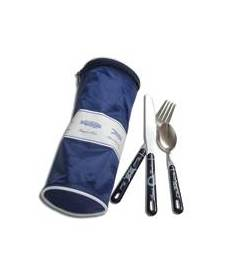 24 PCS EXCLUSIVE STAINLESS STEEL CUTLERY