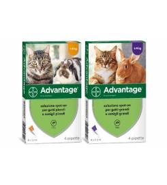 ADVANTAGE PESTICIDE FOR CATS AND RABBITS