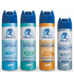BAYER HEALTHY AND BEAUTIFUL ACTIVE DEODORANT