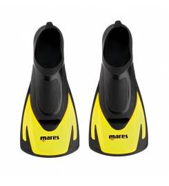MARES HERMES YELLOW FINS