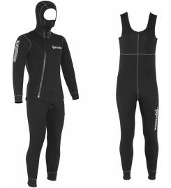 ABYSSTAR PACIFIC 2-PIECE WETSUIT 5MM