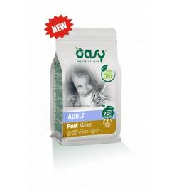 OASY DRY CAT ADULTS WITH PORK 1.5KG